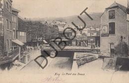 Postkaart - Carte Postale HUY/HOEI Le Pont Des Veaux 1905 (O74) - Huy