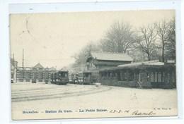 Ixelles Station Du Tram Le Petite Suisse - Ixelles - Elsene