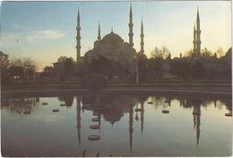 Istanbul - The Blue Mosque - (Türkiye) - Turkije