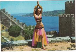 Istanbul - Hisar'da Prenses Banu - Princesse Banu Au Bosphore  - (Türkiye) - Turkije