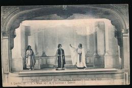 EEKLO   JUBELFEEST DER MIDDELBARE NORMAALSCHOOL  1886  1921  LUCIFER - Eeklo