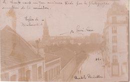 PARIS XX : Rue De La Bidassoa . Carte Photo . - Arrondissement: 20