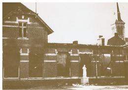 Ampsin. Institut Saint Pierre. Après L'incendie En 1963 - Amay