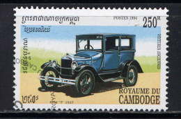 "CAMBODGE - N° 1177° -  FORD ""T"" 1927 - Cambodge"