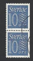 Schweden, 1957, Michel-Nr. 430 D, Gestempelt - Schweden