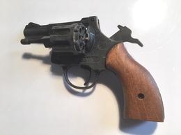 Petit Pistolet A Barillet OLYMPIC 6 - Armes Neutralisées