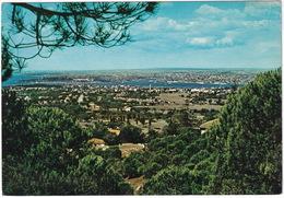 Istanbul - A View Of Istanbul From Camlica  - (Türkiye) - Turkije