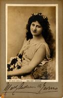 Andersen, Mary, Navarro, Signature, Autograph - Theatre, Fancy Dresses & Costumes