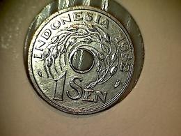 Indonesie 1 Sen 1952 - Indonésie