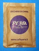 CAFFE' PERA  BUSTINA DI ZUCCHERO DI CANNA PIENA - Zucchero (bustine)