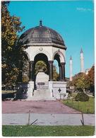 Istanbul - Alman Cesmesi - German Fountain - Kaiser Wilhelm II Brunnen - (Türkiye) - Turkije