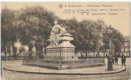 Oudenaarde - Audenarde - 4 - Monument Mexicain - Edité En Mémoire Des Belges Mort Au Mexique - F. Walschaerts - Oudenaarde