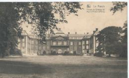 Le Roeulx - Facade Du Château De Mgr Le Prince De Croy - Edition Mme Vve Thomas-Mrrin - Le Roeulx