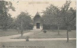 Le Roeulx - Pensionnat Des Religieuses Augustines - La Chapelle Du Parc - Edition J. Thomas-Marin - 1926 - Le Roeulx