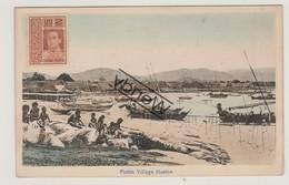 Huahin - Fishin Village Huahin - Thaïlande