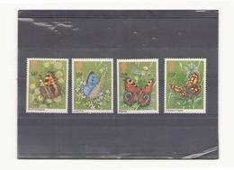 Grande-Bretagne 1981, N° 992 / 995 ** - 1952-.... (Elizabeth II)