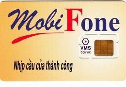 VIETNAM - MobiFone GSM Card , Mint - Viêt-Nam