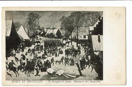 CPA - Carte Postale -Belgique Musée Des Beaux Arts -Massacre Des Innocents -Breugel VM378 - Musea