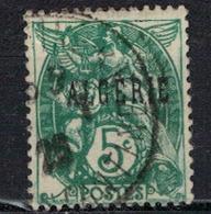 ALGERIE       N°  YVERT  6   OBLITERE       ( O   2/ 07 ) - Algerien (1924-1962)