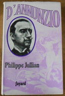 D'Annunzio - Biographie
