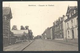 +++ CPA - GEMBLOUX - Chaussée De Charleroi   // - Gembloux