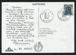 255 Et 268 / CP - Algérie (1924-1962)