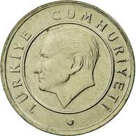 Monnaie, Turquie, 25 Kurus, 2009, SUP, Copper-nickel, KM:1242 - Turquie