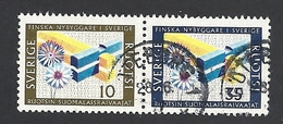 Schweden, 1967, Michel-Nr. 584-585, Gestempelt - Usati