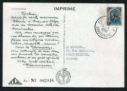 268 Et 270 / CP - Algérie (1924-1962)