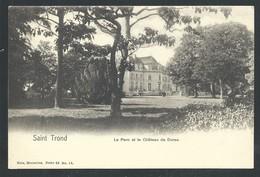 +++ CPA - SINT TRUIDEN - ST TROND - Le Parc Et Le Château De Duras - Nels Série 66 N° 14   // - Sint-Truiden
