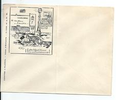 Enveloppe Illustrateur /Lettre Illustrée Satirique Et Publicitaire: Lutte Conte L'Alcool , Vins - France
