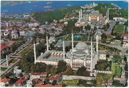 Istanbul - Sultan Ahmet (Blue Mosque) And Saint Sophia Museum   - (Türkiye) - Turkije