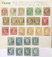 Cerès Du 51--> 60  Ø  Belle Qualité - 1871-1875 Cérès
