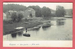 Esneux 1905 - Rive Gauche - Allée Verte - Magasin Chez Antoine - Obl Esneux Le 18 Sept 1905 Vers Chockier - Esneux