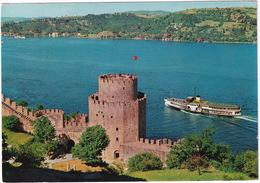 Istanbul - The Fortresse And The Bospherus - (Türkiye) - Turkije