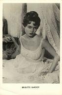 French Actress Brigitte Bardot (1960s) RPPC No. 4043 - Entertainers