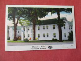 Shangri La Motel - Alabama > Tuscaloosa   Ref 3157 - Tuscaloosa