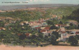 Sougné-Remouchamps - Panorama - Vue Colorisée - 2 Scans - Aywaille