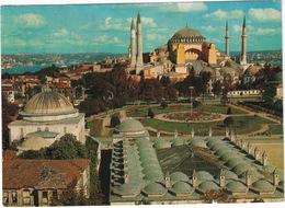 Istanbul - Saint Sophia - (Türkiye) - Turkije