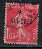 ALGERIE       N°  YVERT     30           OBLITERE       ( O   2/ 15 ) - Usati