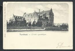 +++ CPA - TURNHOUT - Ecole Apostolique   // - Turnhout