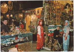 Istanbul - Covered Grand-Bazaar - Interior Of The Market - (Türkiye) - Turkije