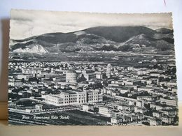 1955 -  Pisa - Panorama Dal Lato Nord - Piazza Dei Miracoli - Torre E Duomo  - Cartolina D'epoca Originale - Pisa