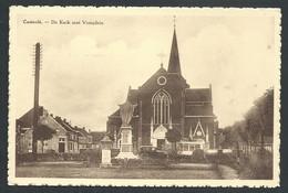 +++ CPA - CASTERLEE - KASTERLEE - De Kerk Met Voorplein    // - Kasterlee