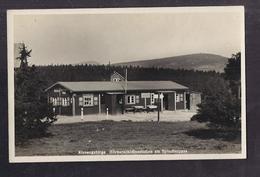 CPA POLOGNE - SPINDLERPASS - Riesengebirge Hörnerschlittenstation Am Spindlerpass - TB Maison De Tourisme STALAG Verso - Polonia