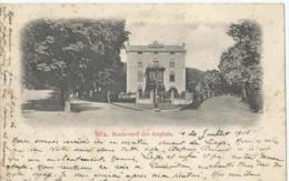 Spa - Boulevard Des Anglais - 1901 - Spa