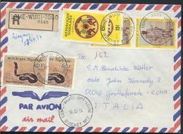 °°° TOGO - STORIA POSTALE - 1994 °°° - Togo (1960-...)