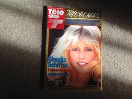 Télé Star 951 1994, Claudia Schiffer - Télévision