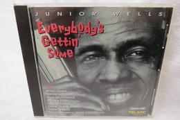 "CD ""Junior Wells"" Everybody's Gettin' Some - Blues"