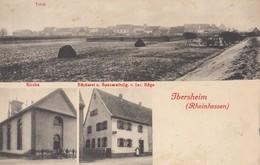 IBERSHEIM (Rheinhessen): Carte Souvenir - Allemagne